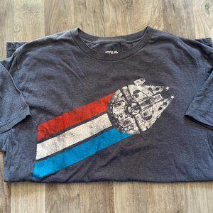 Star Wars Millennium Falcon T-Shirt XL